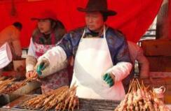 """""""肉串""""进庙会须注明成分  严格把控食品安全问题"""