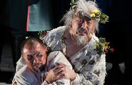 莎翁经典话剧《李尔王》