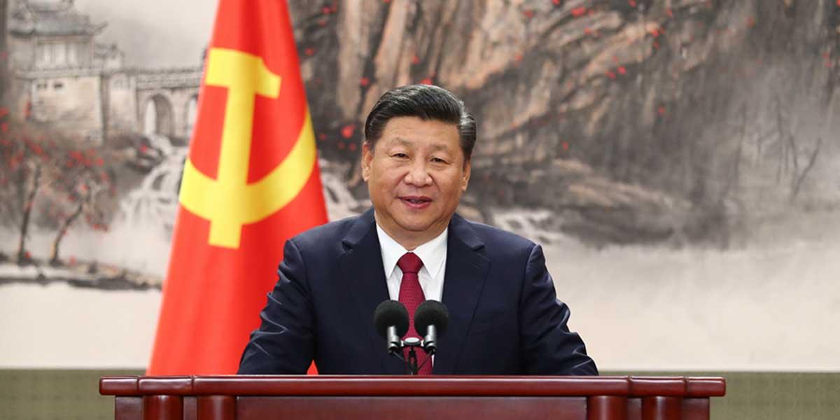 十九大中央常委预测_习近平总书记在十九届中共中央政治局常委同中外记者见面时的讲话