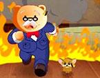 《神秘的黑衣人》<br>百利熊再遇新危机