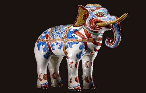 """""""大英博物馆100件文物中的世界史""""展览在中国国家博物馆开幕"""