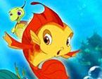 《小鲤鱼历险记》<br>小小鲤鱼救家园