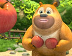 《熊熊乐园》<br>大树幼儿园开学啦