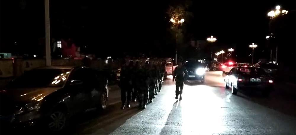 黄金救援12小时 !首批武警救援官兵的昨夜今晨