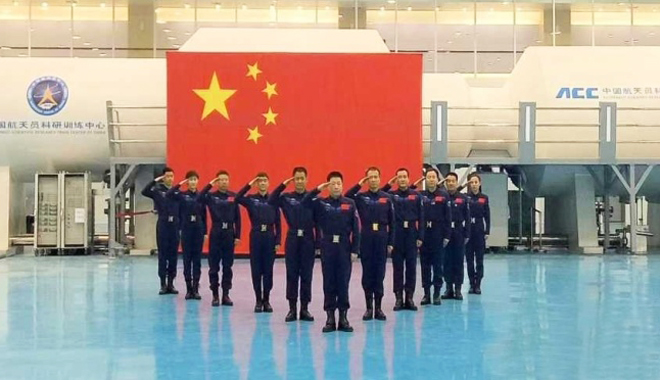 中国人的飞天梦