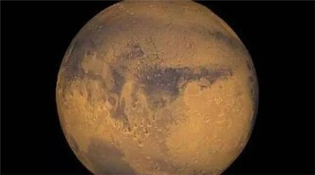 人类首次在火星表面发现水