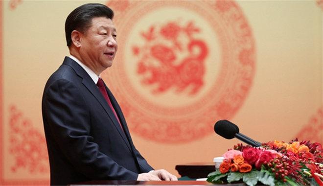中共中央国务院举行春节团拜会  习近平发表…