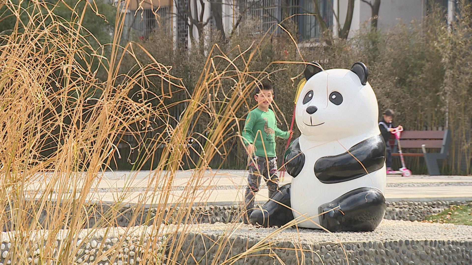 再添新春绿色贺礼 19处熊猫绿道率先亮相成都【3月4日】
