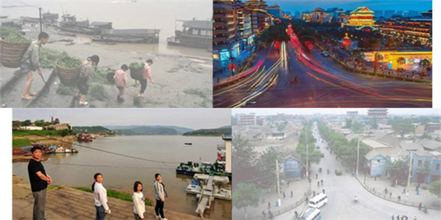 融合中西方视角 感受中国巨变40年