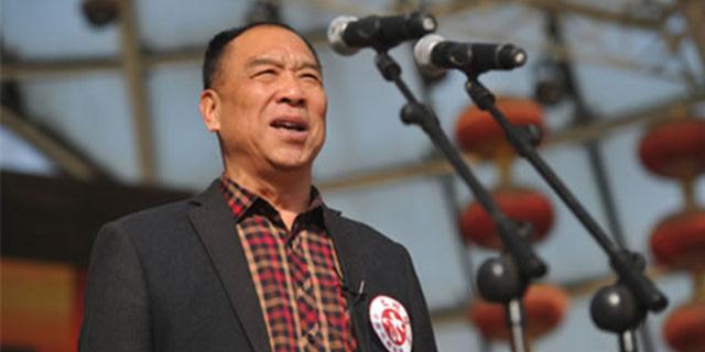 【中国梦实践者】王宽:茶馆里的国家一级演员