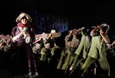 國家大劇院制作原創民族舞劇《天路》