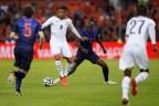 [高清组图]范佩西致命一击 荷兰1-0力克加纳