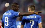 [高清组图]热身赛-巴神献助攻 意大利1-1战平