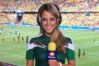 [高清组图]墨西哥名模主播惊艳世界杯赛场