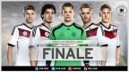 [高清组图]德国公布决赛海报 克洛泽受到特殊礼遇
