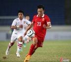 [高清组图]U23亚预赛-国奥3-0大胜老挝 跻身正赛