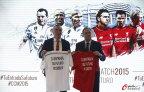 [高清组图]皇马利物浦两豪门将举办元老慈善赛