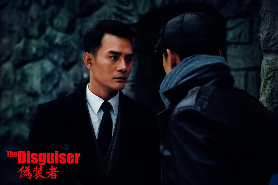 《伪装者》将收官 王凯胡歌海量剧照首曝光