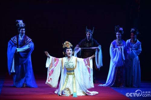 大型古装越剧《甄嬛》(下本)上海越剧院