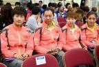 [高清组图]里约奥运乒乓球亚洲区预选赛抽签仪式