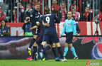 [高清组图]欧冠-穆勒+T9失点 拜仁2-1马竞出局