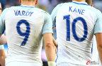 [高清组图]热身-凯恩破门瓦尔迪绝杀 英格兰2-1胜