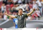 [高清组图]热身赛-戈麦斯拔头筹 德国1-3遭逆转