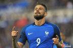[高清组图]吉鲁破门帕耶绝杀 法国3-2险胜喀麦隆