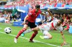 [高清组图]欧洲杯-瑞士1-0胜10人阿尔巴尼亚