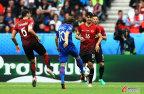 [高清组图]欧洲杯-魔笛世界波 克罗地亚擒土耳其
