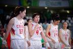 [高清组图]奥运落选赛-中国女篮34分负西班牙