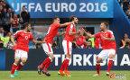 [高清组图]欧洲杯-罗马尼亚1-1瑞士 悍将救主
