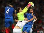 [高清组图]欧洲杯-法国2-0晋级16强 帕耶绝杀