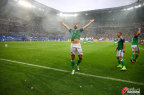 [高清组图]英超铁卫破门 北爱尔兰2-0胜乌克兰