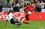 [高清组图]欧洲杯-德国0-0平波兰 莱万被锁死