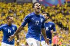 [高清组图]欧洲杯-意大利1-0瑞典 锋霸绝杀