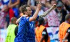 [高清组图]欧洲杯-捷克连追2球2-2克罗地亚
