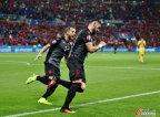 [高清组图]欧洲杯-罗马尼亚0-1阿尔巴尼亚