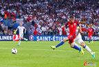 [高清组图]欧洲杯-英格兰0-0闷平 仅小组第二出线