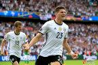 [高清组图]欧洲杯-德国1-0北爱尔兰头名晋级
