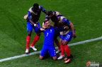 [高清组图]欧洲杯-波巴送点格刀2球 法国2-1逆转
