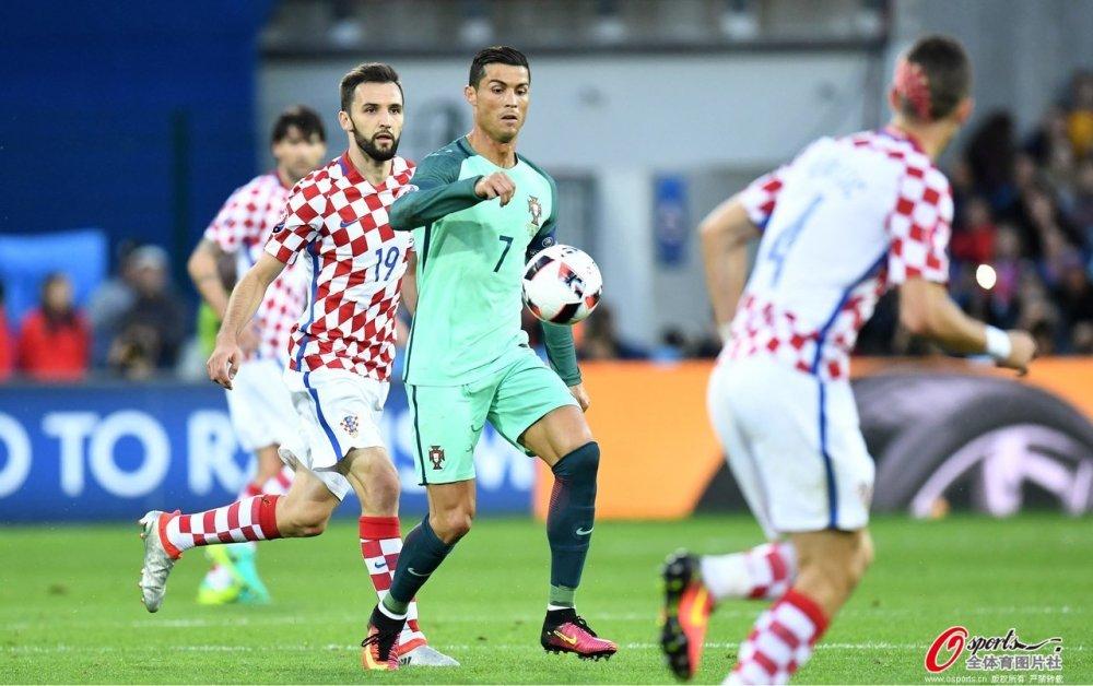 欧洲杯-葡萄牙加时1-0克罗地亚 夸雷斯马绝杀