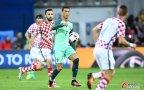 [高清组图]欧洲杯-葡萄牙加时1-0克罗地亚晋级