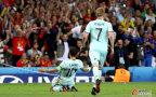 [高清组图]欧洲杯-阿扎尔传射 比利时4-0大胜晋级