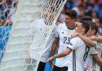 [高清组图]欧洲杯-德拉克斯勒传射 德国3-0晋级