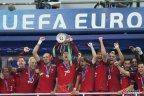 [高清组图]欧洲杯-埃德尔绝杀 葡萄牙1-0法国夺冠