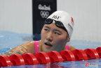 [高清组图]女子400米混合泳预赛  叶诗文出局