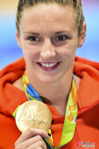 [高清组图]女子400米混合泳决赛 霍斯祖夺金