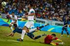[高清组图]足球男子小组赛:阿根廷胜阿尔及利亚