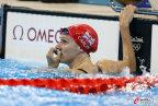 [高清组图]女子400米自由泳决赛:莱德茨基夺冠